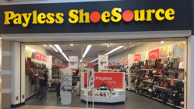 Payless Shoesource in Wausau Center mall will close immediately, according to a press release from the company.