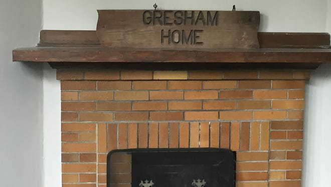 The James Bethel Gresham House has been restored, and will be used to assist local veterans.