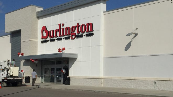 Final preparations are underway ahead of the grand opening weekend of the newest Burlington in the Eastgate area of Union Township, Clermont County.
