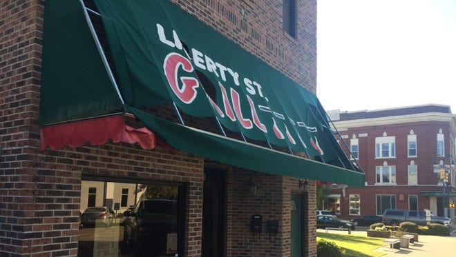 Liberty Street Grill is located in downtown Jackson.