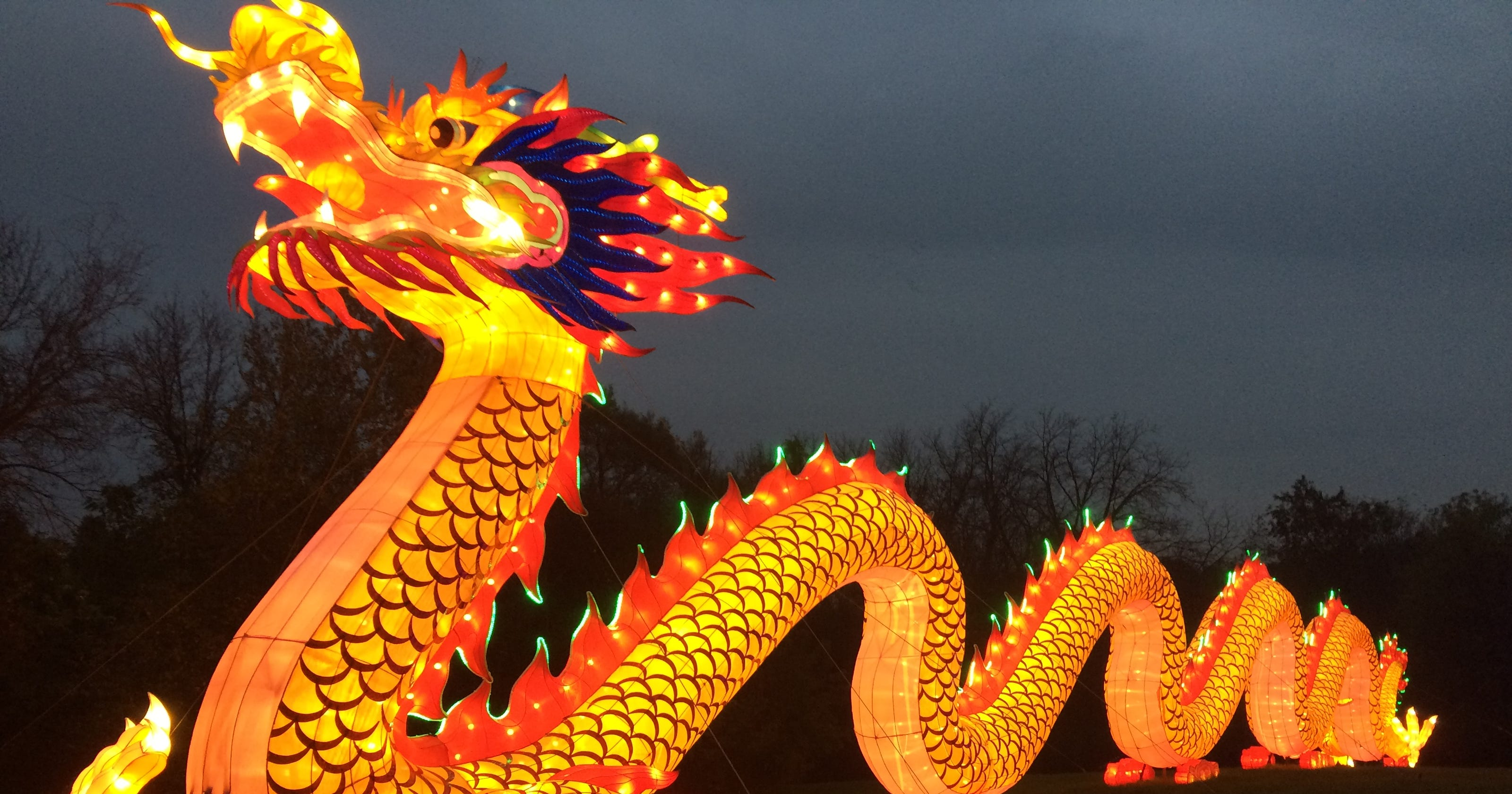 china lights festival returns sept 21 to boerner botanical gardens