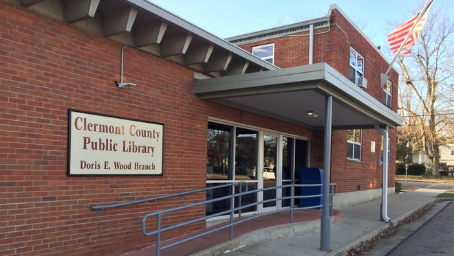 The Batavia Library, officially named the Doris E. Wood Branch after the Clermont County Public Library system's first librarian, opened in the 1960s and was Clermont County's first public library.