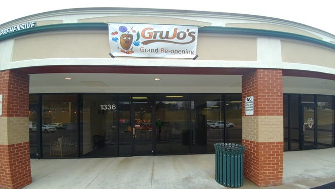 GruJo's German Restaurant will reopen on Tuesday.