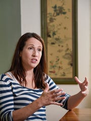 Jessica Lourey Lourey is an English instructor at the