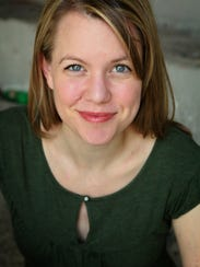 Actor Corinne Mohlenhoff, a longtime member of the