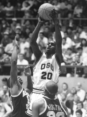 Gary Payton is Oregon State's all-time leading scorer.