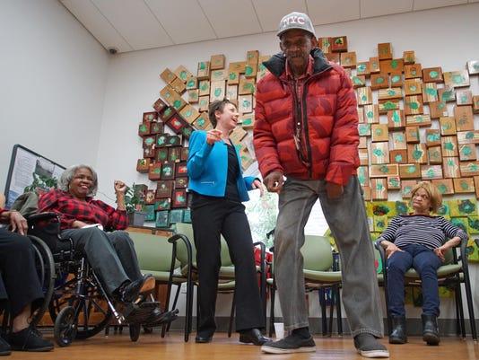 WIL 1103 Health dance dementia