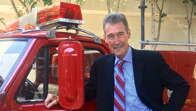 """Randolph Mantooth, star of NBC's """"Emergency!"""", will visit the York Fair for autograph signings and a fire station rededication ceremony Sept. 9 and 10."""