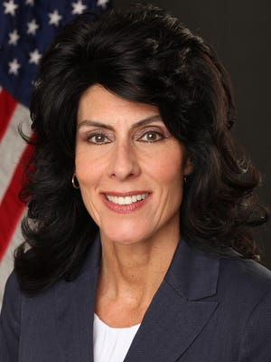 Cheryl Rozzi, Greece town clerk