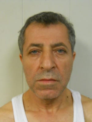 Avni Elkat, a 59-year-old Turkish national from Stafford, Texas, was arrested Oct. 24, 2017 for allegedly stabbing a man who owed him $135,000.