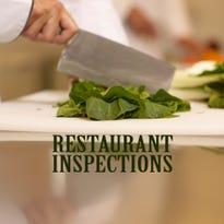Licking County restaurant inspection database