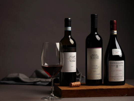 Get to know nebbiolo and its royal court of wines