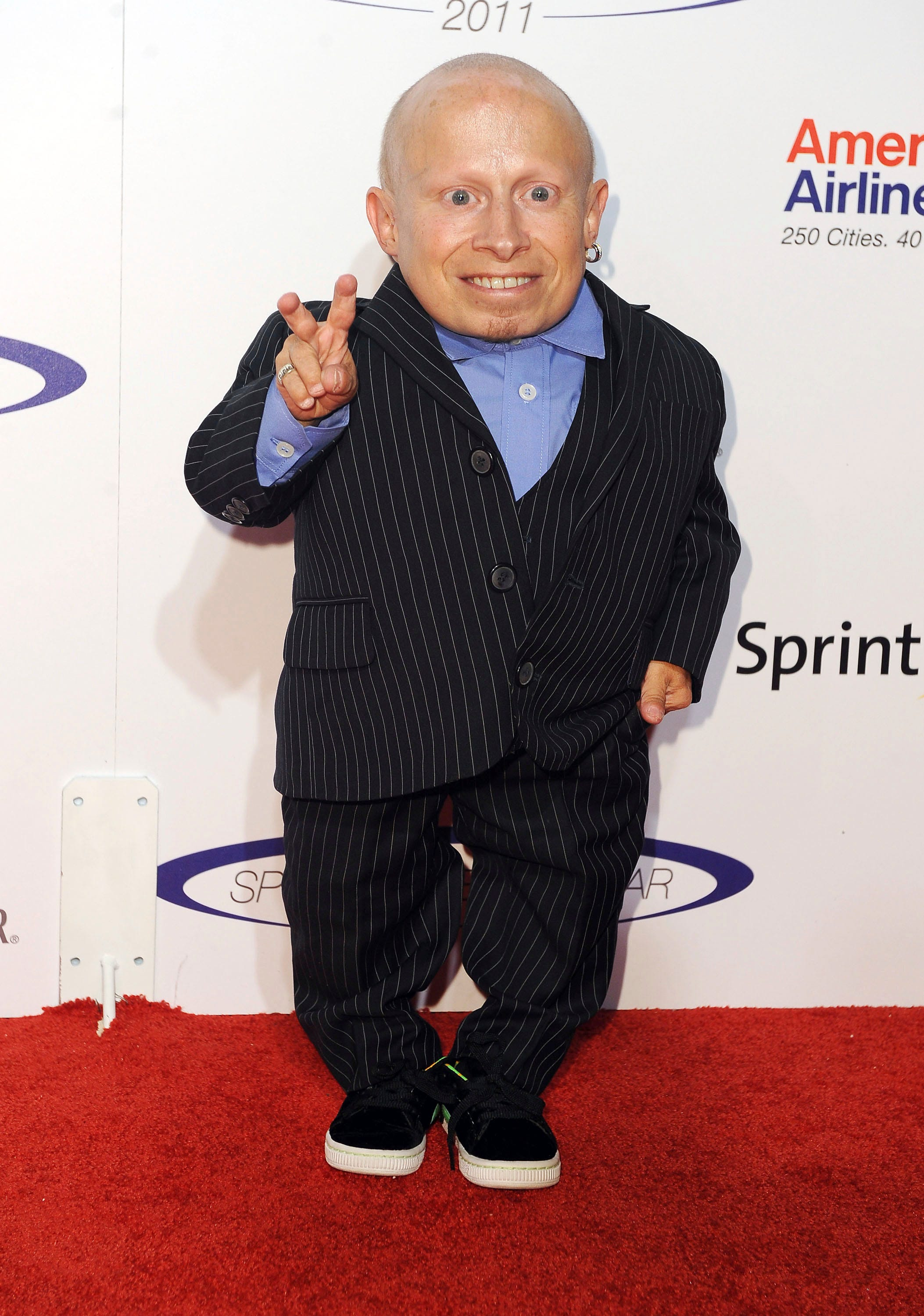 Verne troyer Nude Photos 48