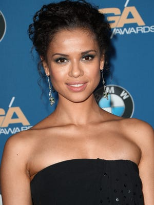 """Actor Gugu Mbatha-Raw stars in """"The Cloverfield Paradox"""" as Ava Hamilton, the British communications officer aboard the Cloverfield Station."""