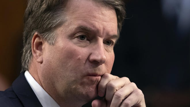 President Donald Trump's Supreme Court nominee Brett Kavanaugh
