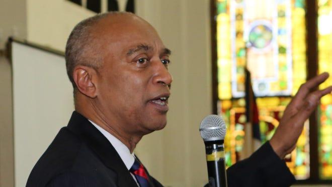 State Assemblyman J. Gary Pretlow
