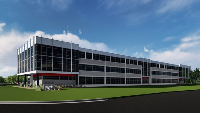 Milwaukee Electric Tool Co. is about to start construction on its new research and development facility at its Brookfield corporate campus.