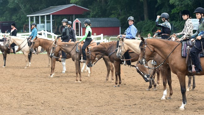 This file photo was taken at a Summit County Fair in a previous year. It is uncertain how many equestrian competitors will come to the fair this year due to the pandemic.