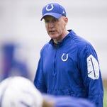 A 'ripped' Joe Philbin mic'd up at Colts camp
