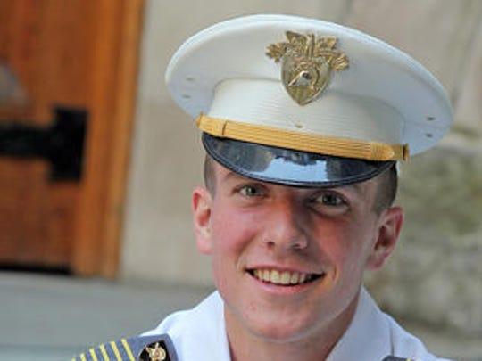 2nd Lt. Stephen Zachensky III