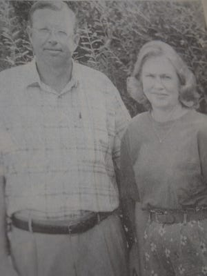 Chapman Ruark and Sallie Hulette claimed top honors at the annual Breckinridge Club Championship held in August 1995.