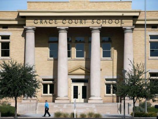 Adams School/Grace Court School (1911)