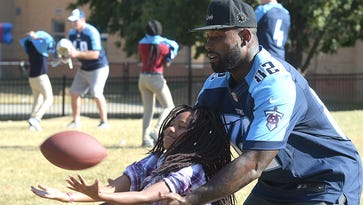 Delanie Walker: NFL should not expand 'My Cause, My Cleats' campaign