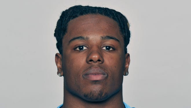 Titans safety Daimion Stafford