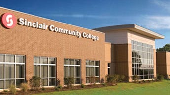 Sinclair Community College Courseview campus