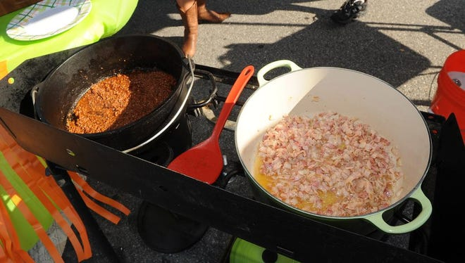 The 7th Annual SC Chili Cook-Off takes place April 9, in Belton.