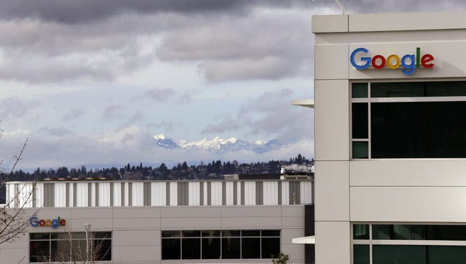 Google's offices in Kirkland, Wash.