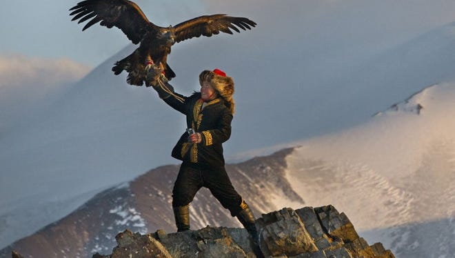 "Bird is the word in ""The Eagle Huntress."""