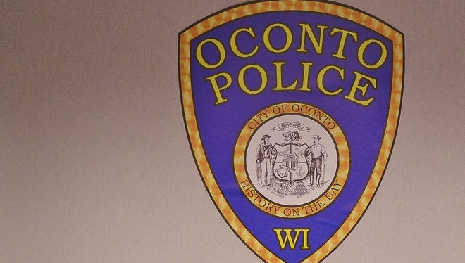 Oconto Police shield