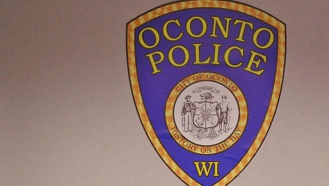 Oconto Police shield