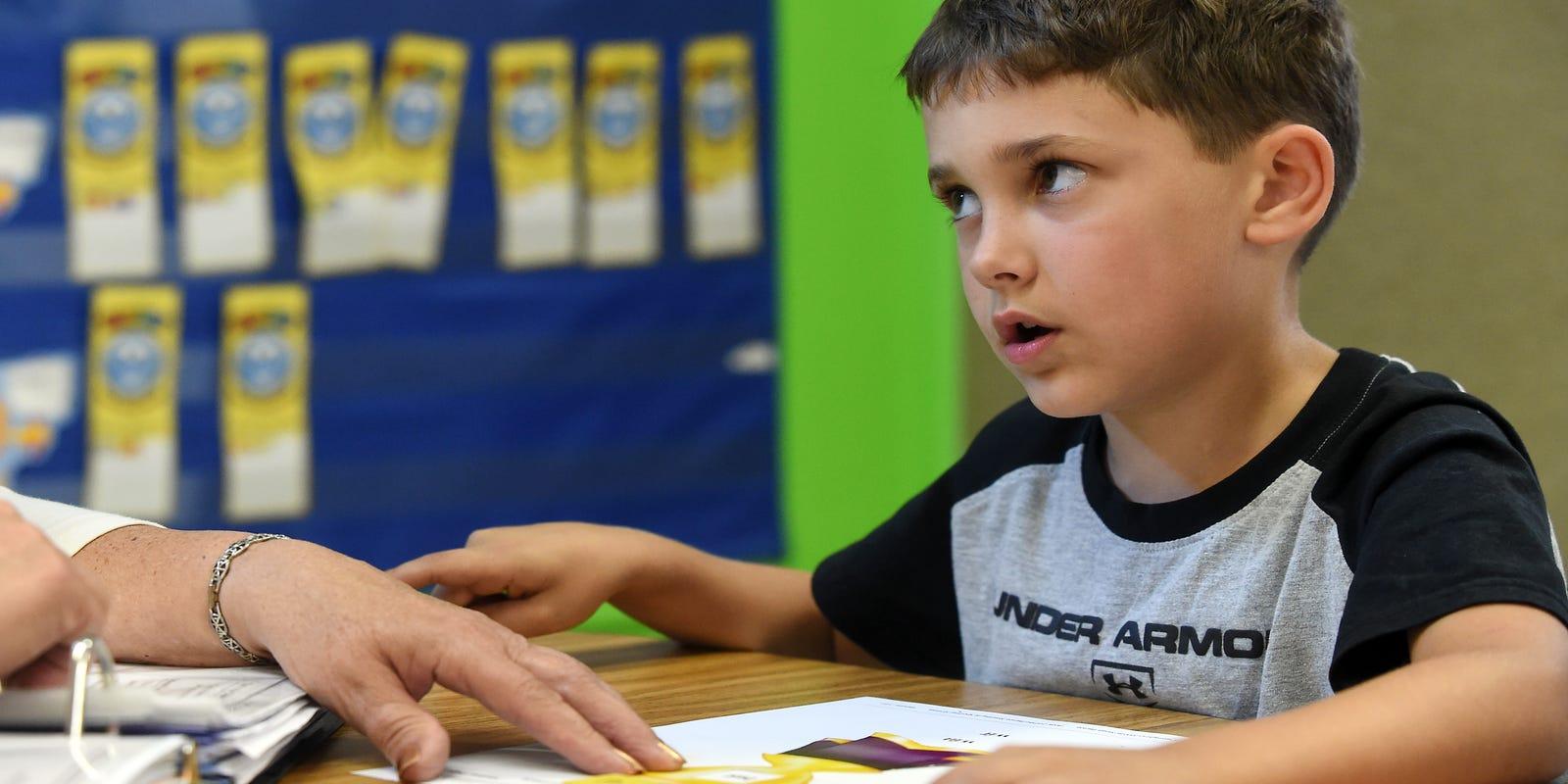 Flippin schools implement dyslexia intervention