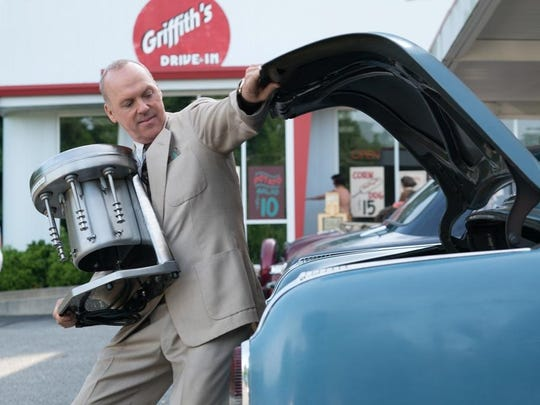 """Michael Keaton stars in """"The Founder."""""""