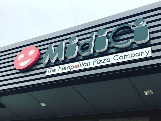 MidiCi Pizza is joining the Harmony Commons development