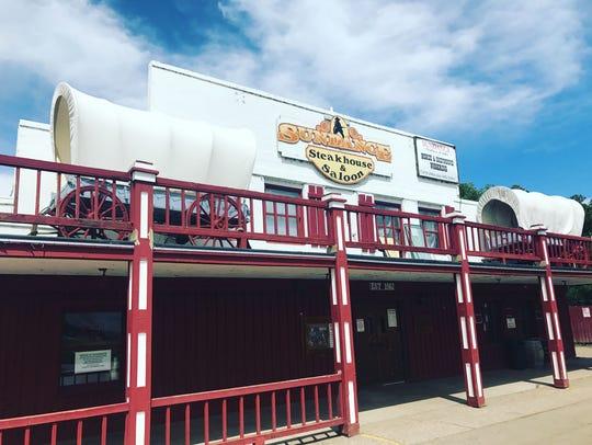Sundance Saloon & Steakhouse has had its liquor license