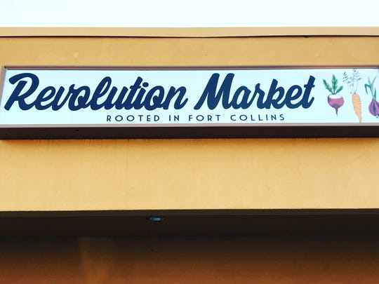 Revolution Market operates at 139 W. Olive St. in Old Town Fort Collins.