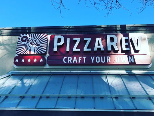 PizzaRev, a fast casual pizzeria franchise, has opened