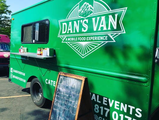 Dan's Van is a new food truck inspired by Southern