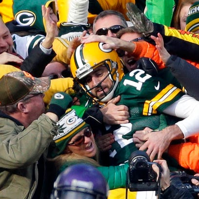 Packers fans claim all of Brown County tickets
