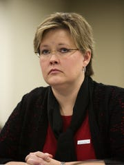 Dr. Melissa Currie, a child abuse pediatrician at the