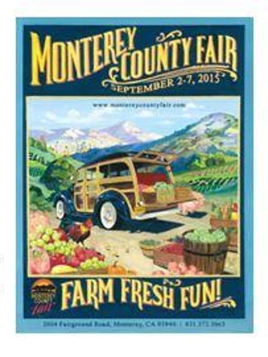 monterey county fair 2015