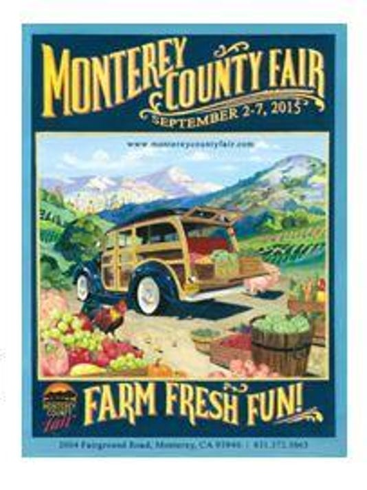 monterey county fair 2015