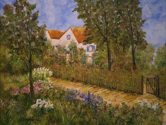 """""""Springtime"""" by Alberto Escamilla."""