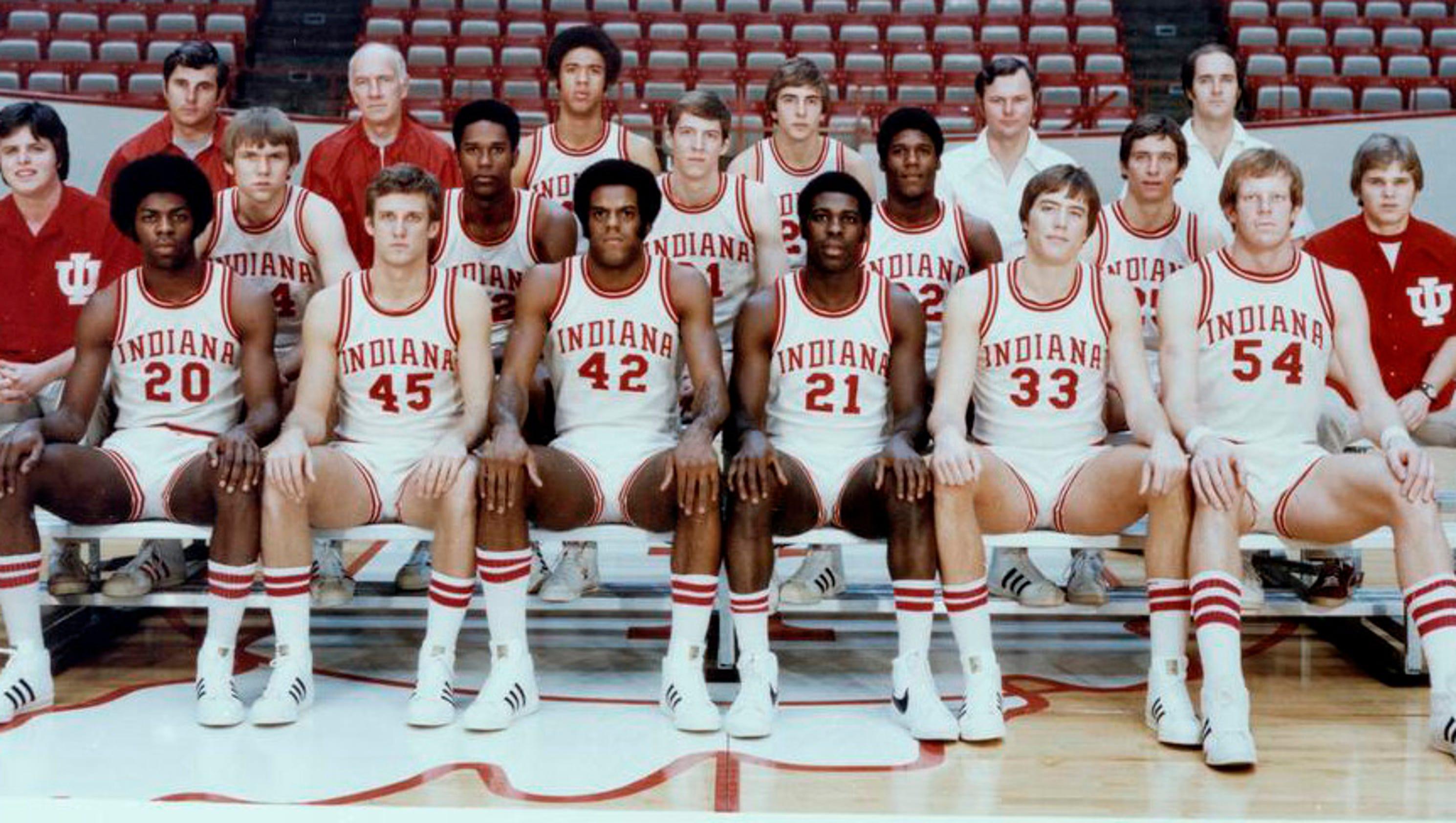 1976 Indiana University basketball team
