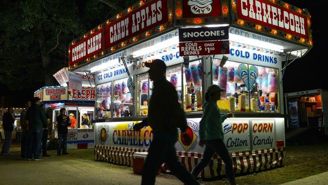 The Calhoun County Fair.
