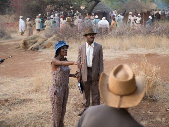 """Amma Asante directs David Oyelowo in """"A United Kingdom."""""""