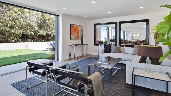 A look inside new Los Angeles Rams coach Sean McVay's modern $2.71 million home